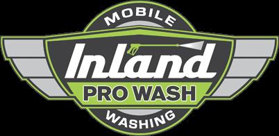 Inland Pro Wash Logo