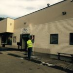 Commercial Building Washing Spokane WA