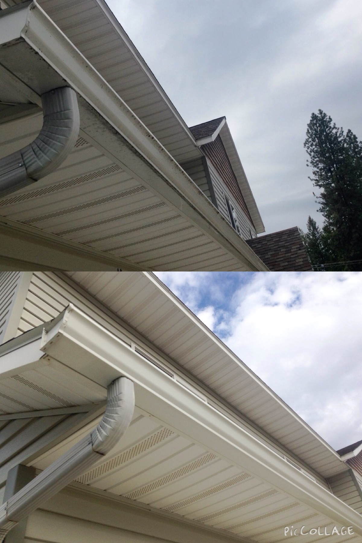 Roof Amp Gutter Cleaning Inland Pro Wash